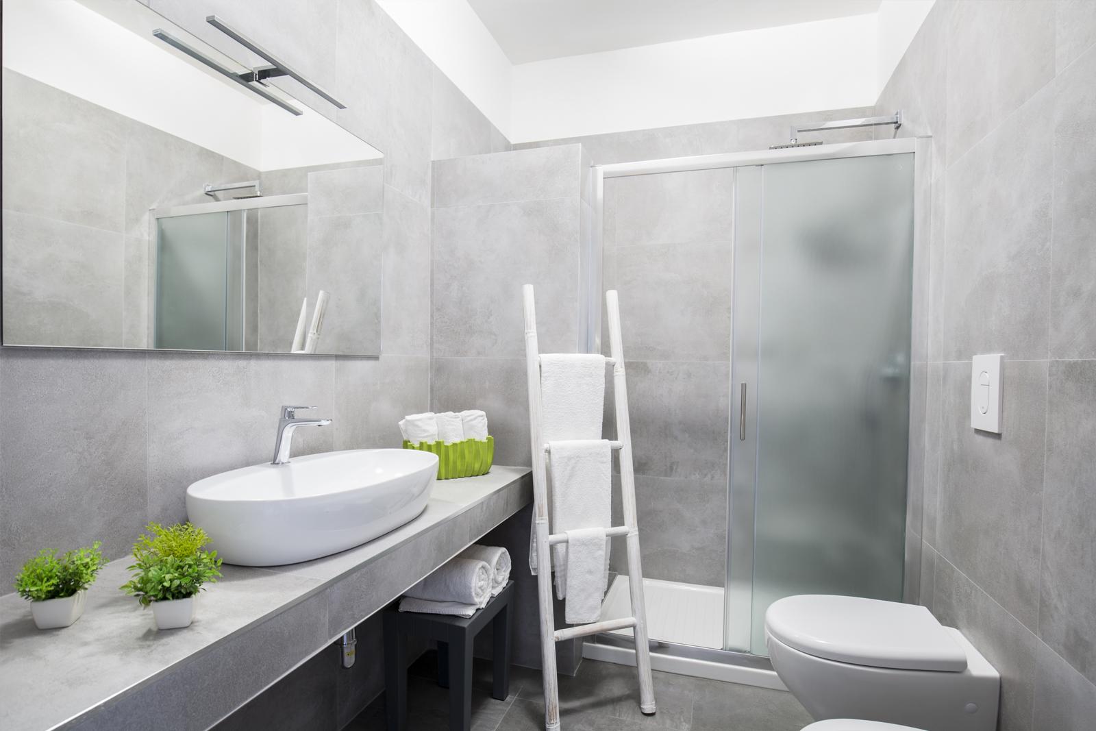 bagno - svevo vieste - appartamenti a vieste